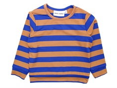 Mini Rodini Blockstripe t-shirt blue